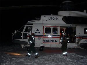 "Visit from ""Sysselmannen"", The Norwegian authority at Svalbard"